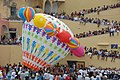 Hot air balloon, Santa Candida festival, Ventotene.jpg