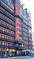 Chelsea Hotel Wikipedia