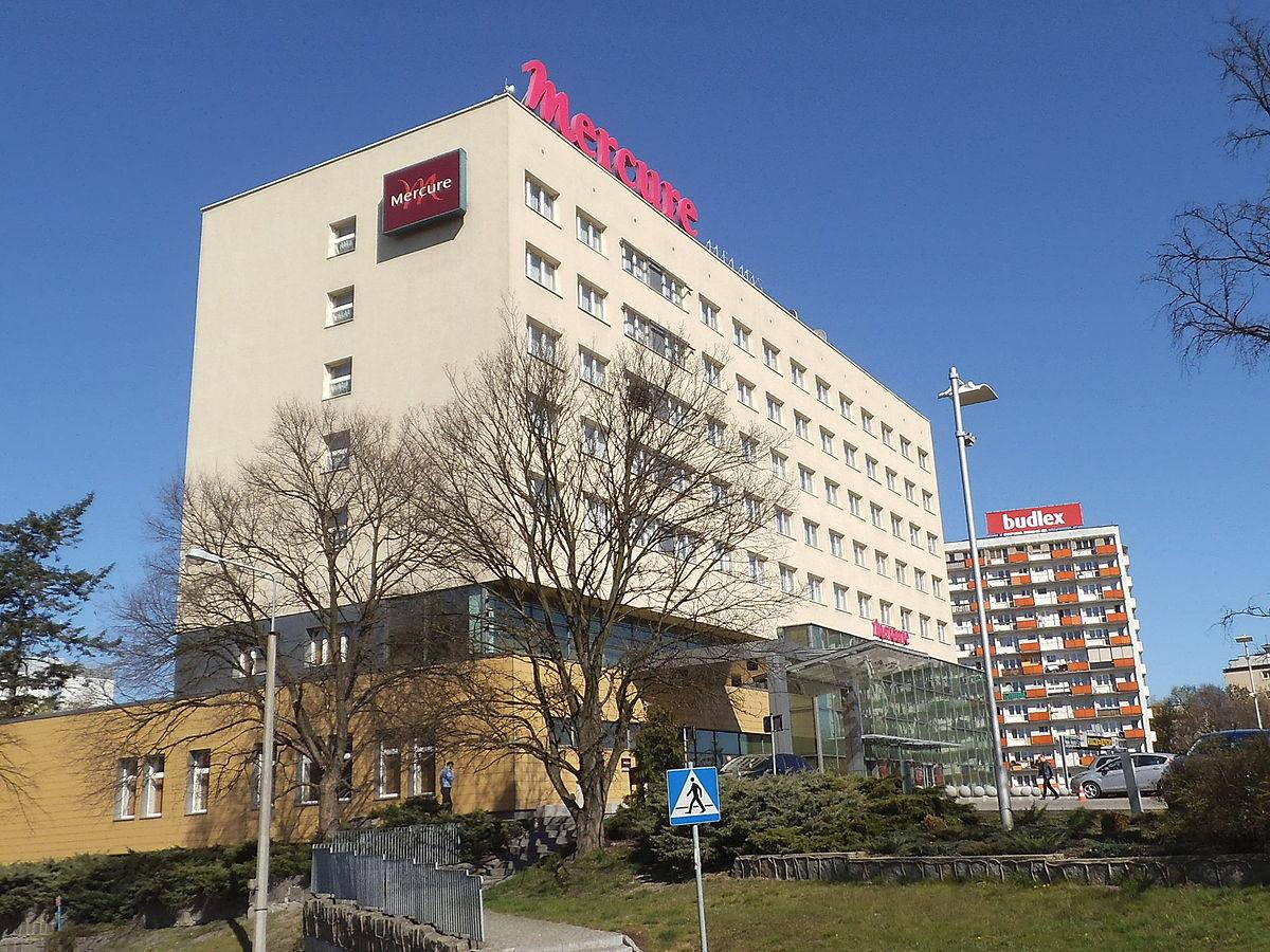 Hotel Mercure Toruń Centrum – Wikipedia, wolna encyklopedia