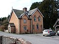 House at Abbey Cwmhir - geograph.org.uk - 1582084.jpg