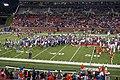 Houston vs. Southern Methodist football 2016 29 (rushing the field).jpg