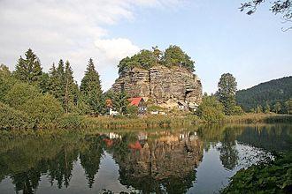 Sloup - Sloup Castle