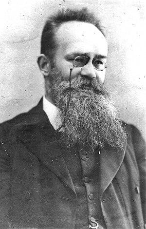 President of Ukraine - First president Mykhailo Hrushevskyi (1917–18).