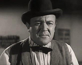 Hugh Sanders - Sanders in The Fighter, 1952