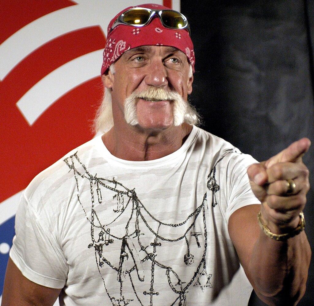 Laila Ali & Hulk Hogan