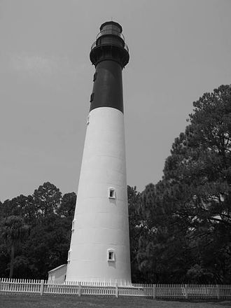 Hunting Island Light - Image: Hunting Island Light