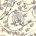 Hurricane Easy surface analysis September 8 1951.jpg