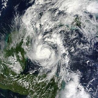 Hurricane Paula Category 2 Atlantic hurricane in 2010