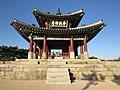 Hwaseong Pavilion atop Paldalsan, Suwon.3.jpg