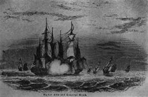 Battle of Delaware Bay - Image: Hyder Ally battle
