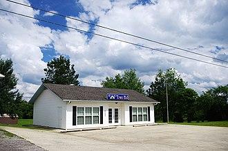 Hytop, Alabama - Hytop Town Hall