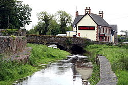 Donaghmore on the River Erkina