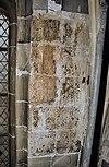 interieur, detail van schildering - margraten - 20304564 - rce
