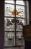 interieur, glas in loodraam - drachten - 20261675 - rce