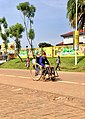 IRAKOZE SAMUEL IN HIS WHEELCHAIR TO SCHOOL.jpg