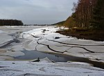 File:Ice on Harlaw Reservoir - geograph.org.uk - 1670028.jpg
