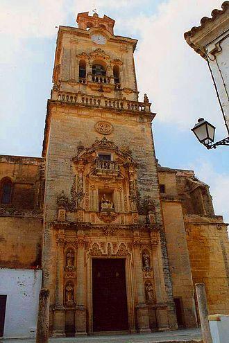 Arcos de la Frontera - Iglesia de San Pedro