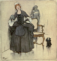 Illustration facing page 24 of The Perverse Widow and The Widow, 1909.png