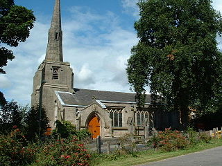 Immanuel Church, Feniscowles Church in Lancashire, England