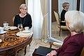 Ināra Mūrniece tiekas ar Somijas vēstnieci (30596920618).jpg