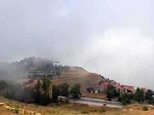 Sawfar - Sofar, afternoon mist