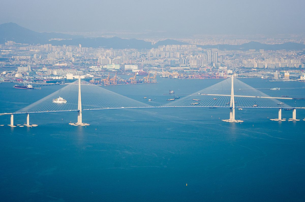 Incheon Bridge - Wikip...