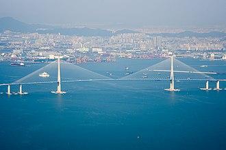 Incheon Bridge - Incheondaegyo