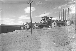 Strattons Independence Mine and Mill United States historic place