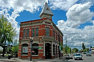 Independence, Oregon - Independence National Bank