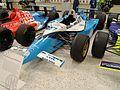 Indianapolis Motor Speedway Museum in 2017 - Racecars 12.jpg