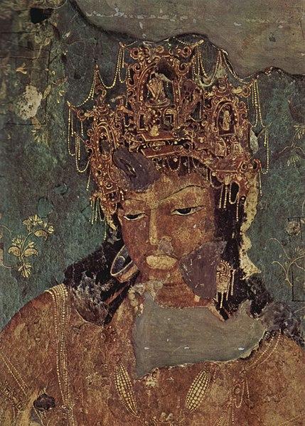 File:Indischer Maler des 7. Jahrhunderts 001.jpg