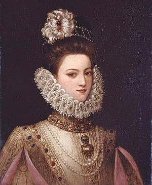Infanta Isabella Clara Eugenia, Sovereign of the Netherlands