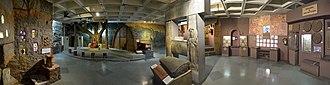National Science Centre, Delhi - The Information Revolution Gallery.