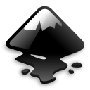SVG Logo of Inkscape