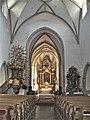 Interior of Pfarrkirche Weitra.jpg