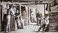 Interior of a house in Iceland at the end of the 19th century.jpg