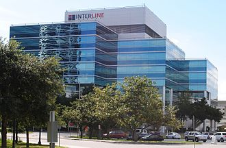 Interline Brands - The Interline Brands headquarters in Jacksonville.