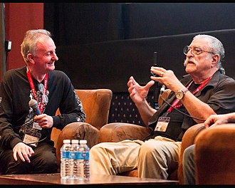The Lakes International Comic Art Festival - Interview with Sergio Aragonés at the Lakes International Comic Art Festival 2017