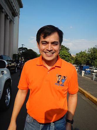 2019 Manila local elections - Image: Isko Morenojf 1488