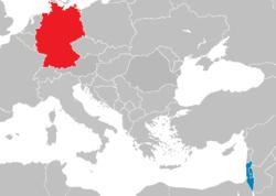 Israel-Germany locator.png