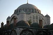 180px-Istanbul_-_Mesquita_de_Mihrimah_-_C%C3%BApula