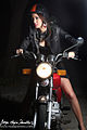 Iva Grijalva Pashova in motorbike 02.jpg