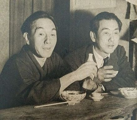 https://upload.wikimedia.org/wikipedia/commons/thumb/0/0e/Iwata_Sentaro_and_Naruse_Mikio.JPG/440px-Iwata_Sentaro_and_Naruse_Mikio.JPG
