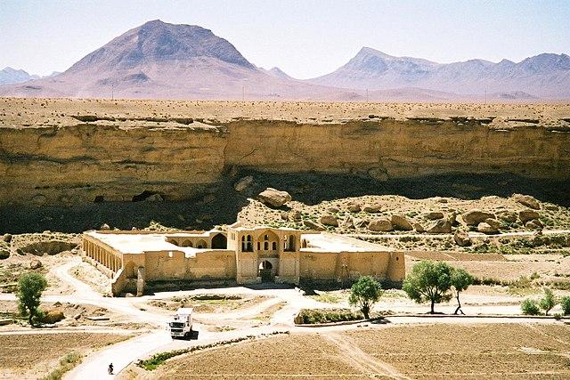 Caravansérial d'Izadkhast