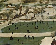 Peinture de Bruegel