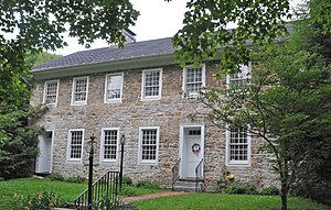 Jacob Isett House and Store - Image: JACBOB ISETT HOUSE AND STORE, BLAIR COUNTY PA