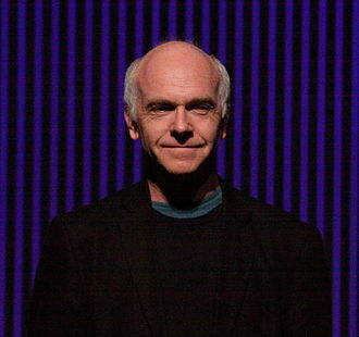 John Oswald (composer) - John Oswald in San Francisco, 2016