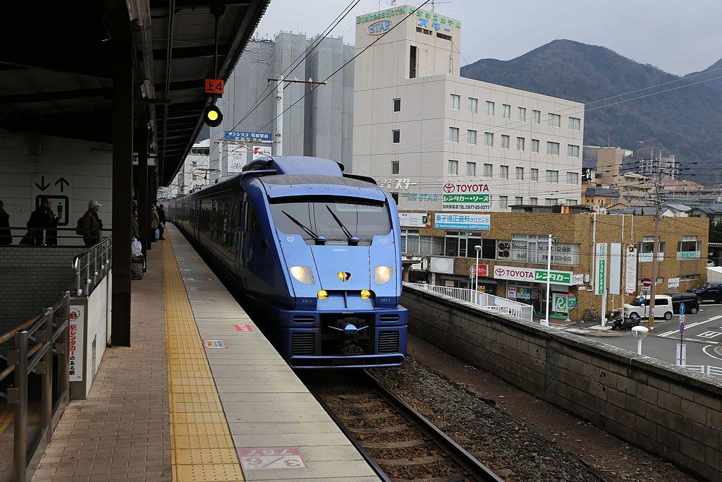 JRK 883 Sonic Beppu Station 2017-02-22 (33563469355)