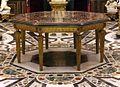 Jacopo Antelli (Monicca) and Jacopo Ligozzi, tavolo ottagonale con intarsi in pietre dure.jpg