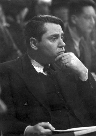 Jacques Goudstikker - Jacques Goudstikker in 1938